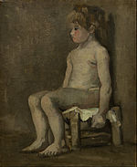 Vincent van Gogh - Nude girl, seated - Google Art Project.jpg