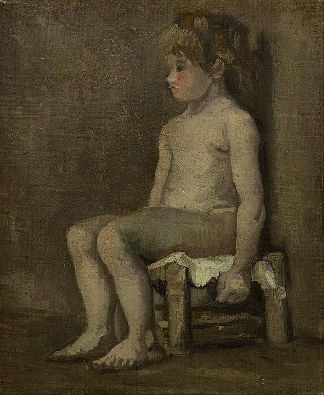 Nude art teen drawings
