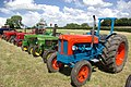 Vintage tractor rally, Wessington - geograph.org.uk - 878630.jpg