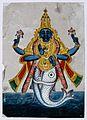 Vishnu in the form of a fish Wellcome V0046243.jpg