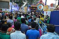 Visitor Control by Rope - Durga Puja - Chetla Agrani Club - Pearymohan Ray Road - Kolkata 2015-10-21 6399.JPG
