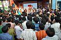 Visitors Interaction - Zee Bangla Pavilion - 38th International Kolkata Book Fair - Milan Mela Complex - Kolkata 2014-02-09 8733.JPG