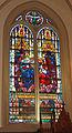 Vitrail transept Sud, église Saint-Nicolas de L'Hôpital.jpg
