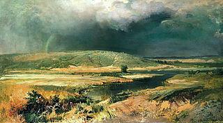 The Volga Lagoon