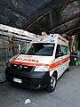 Volkswagen Transporter T5 Ambulanza Croce Bianca - Noli.jpg