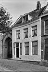 voorgevel en nieuwpoort - middelburg - 20156335 - rce