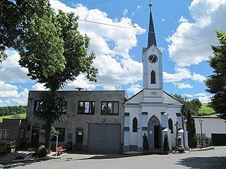 Vršovice (Opava District) Municipality in Moravian-Silesian, Czech Republic