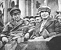 Vsevolod Meyerhold and Zinaida Meyerhold-Reich 1925.jpg