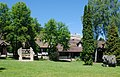 Vyšné Ružbachy, domki szwajcarskie.jpg