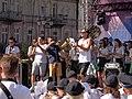 Włocławek-AbradAb, L.U.C and Rebel Babel on Kuyavian-Pomeranian Voivodeship Festival 2018.jpg