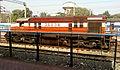 WDS6 loco of VSKP shed at Visakhapatnam.jpg