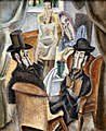 WLA jewishmuseum Sabbath by Max Weber 2.jpg