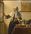 WLA metmuseum Vermeer Young Woman with a Water Pitcher.jpg