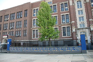 School District of Philadelphia - Former West Philadelphia High School