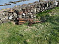 WWI German Howitzer, Millport, Isle of Cumbrae, Scotland.JPG
