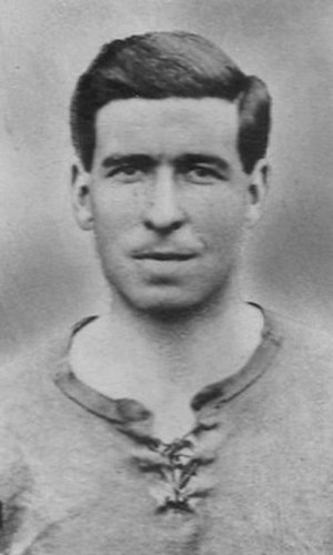 Bill Stanton (footballer) - Stanton while with Millwall in 1921.