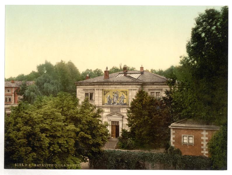Wagner's house, Bayreuth, Bavaria, Germany-LCCN2002696127