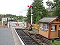 Waiting for the train^ - geograph.org.uk - 366420.jpg