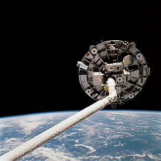 STS-69 1995 Space Shuttle mission