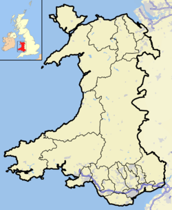 Wales outline map with UK.png