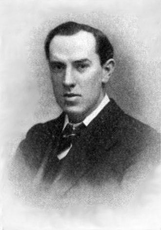 Walford Davies - Davies circa 1900