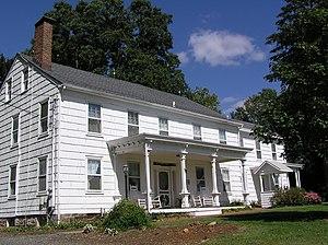 Freehold Township, New Jersey - Walker-Combs-Hartshorne Farmstead