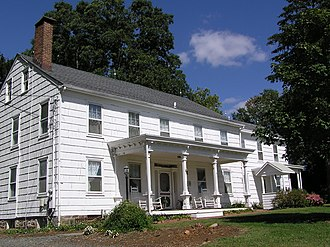 Freehold Township, New Jersey - Walker-Combs-Hartshorne Farmstead