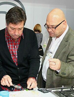 MasterChef (UK TV series) - Judges John Torode and Gregg Wallace at MasterChef Live, London, 2009