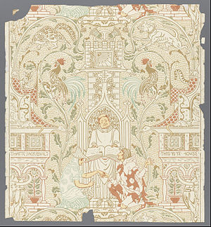 This Is the House That Jack Built - Illustration by Walter Crane