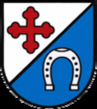Badem - Image: Wappen Badem