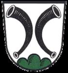 Das Wappen von Hornberg