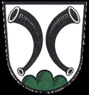 Hornberg - Image: Wappen Hornberg Schwarzwald
