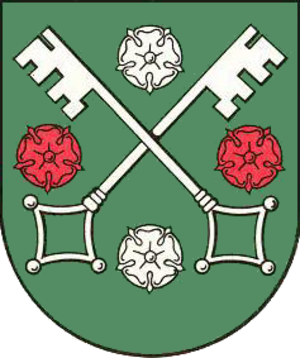 Löbejün - Image: Wappen Loebejuen