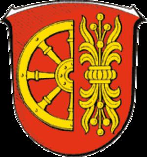 Spangenberg - Image: Wappen Spangenberg (Hessen)