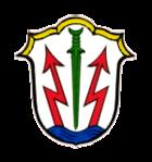 Das Wappen von Töging a.Inn