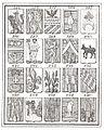 Wappenbuch Bern 1836, Nr. 261-280.jpg