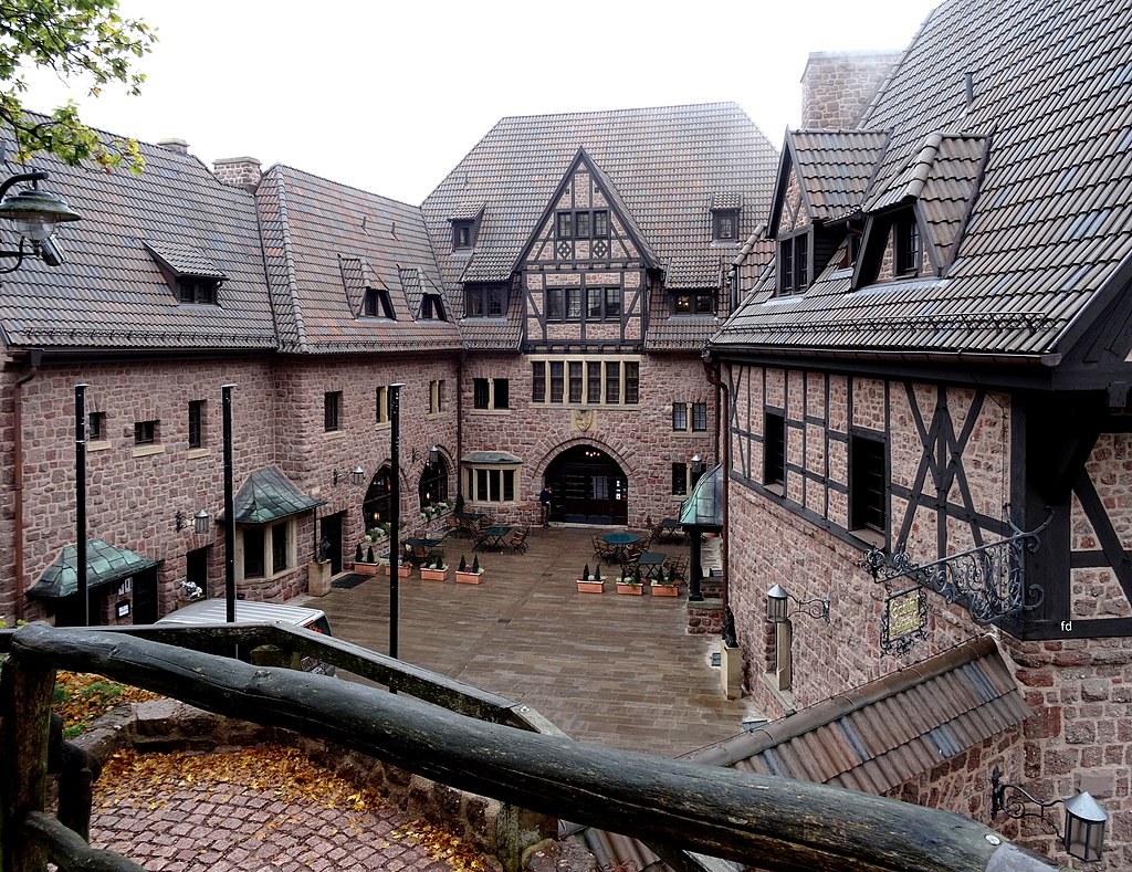 Wartburg Gasthof fd