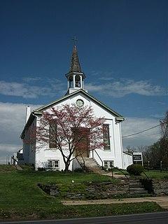 Washington Boro, Pennsylvania CDP in Pennsylvania, United States