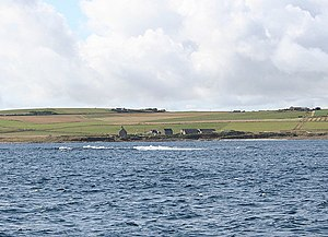 Brusi Sigurdsson - Image: Water breaking on the Skaill Skerries geograph.org.uk 953118