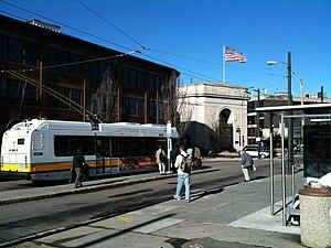 Watertown Square Station Wikipedia