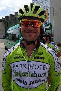 Marco Zanotti (cyclist, born 1988) Italian cyclist