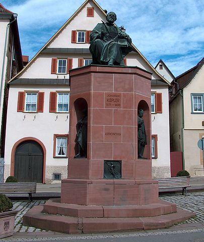 Мемориал Кеплера в Вайль-дер-Штадте.