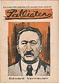 Weekblad Pallieter - voorpagina 1923 44 edward vermeulen.jpg