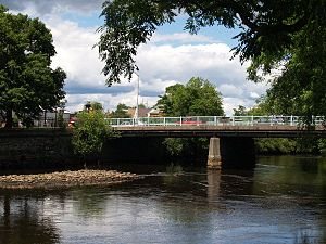 Taunton, Massachusetts - Weir Bridge, Taunton