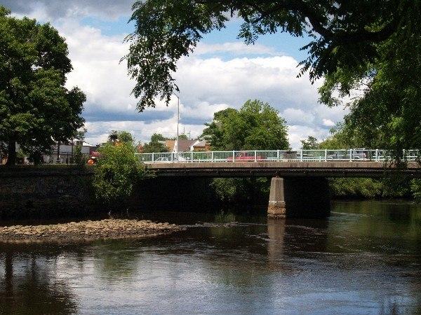 Weir Bridge
