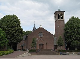 Sint-Catharinakerk te Wellerlooi