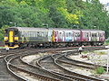 Wessex Trains DMU 153374 - 150248.jpg