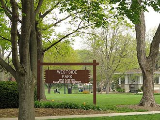 Champaign Park District - West Side Park