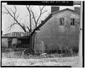 West side showing northeast rear addition. - Piatt's Landing, Upper East Bend Bottoms, Burlington, Boone County, KY HABS KY,8-BURL.V,1A-6.tif