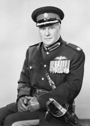 Norman Macmillan (RAF officer) - Image: Wg Cdr Norman Macmillan OBE MC AFC DL